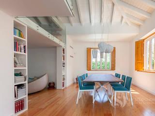 Sala:   por MY STUDIO HOME - Design de Interiores