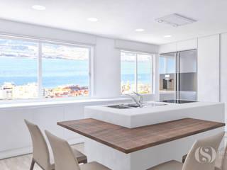 Cozinhas:   por MY STUDIO HOME - Design de Interiores