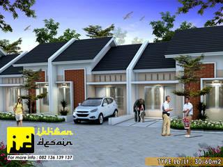 Perumahan ares residence Oleh Ikhwan desain Minimalis