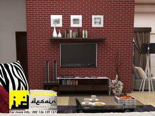 Desain Interior Ruang Keluarga Minimalis Oleh Ikhwan desain Minimalis