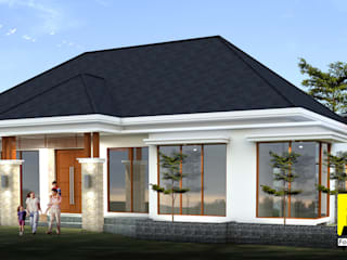 Detached home by Ikhwan desain