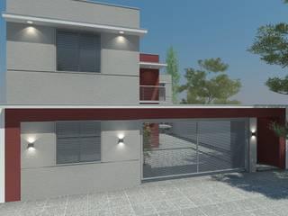 Complejo Habitacional - Lujàn de Cuyo. de Agustín Reyes - Zoom Arquitectura. Moderno