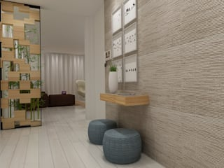 Corridor & hallway by Angelourenzzo - Interior Design, Minimalist