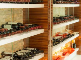 Moderestilo - Cozinhas e equipamentos Lda Living roomShelves MDF Wood effect