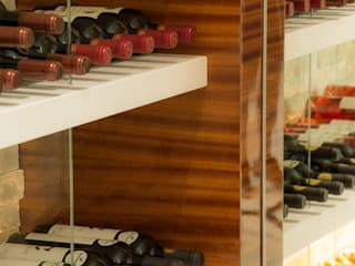 Moderestilo - Cozinhas e equipamentos Lda Living roomShelves MDF Multicolored
