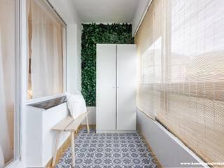 La casa de Joseba: Proyecto de home staging en Bakio: Terrazas de estilo  de Home Staging Bizkaia