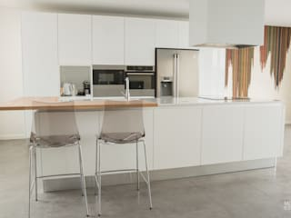 Moderestilo - Cozinhas e equipamentos Lda Módulos de cocina Blanco