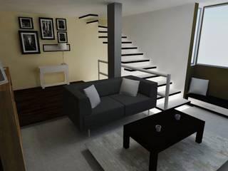 Diseño de interiores de Casa+Calle Estudio