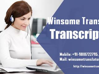 Winsome Translators SERVICES COMPANY IN DELHI INDIA by Cherry Hill Interiors Pvt. Ltd
