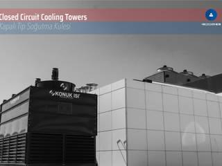 Konuk Isı – Gaziantep Devlet Hastanesi Kapalı Çevrim Soğutma Kulesi:  tarz Zeminler