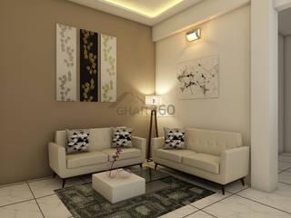 Living Room:   by Ghar360