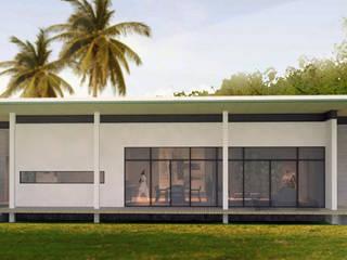 Pamana House Modern home by Pluszerotwo Design Studio Modern