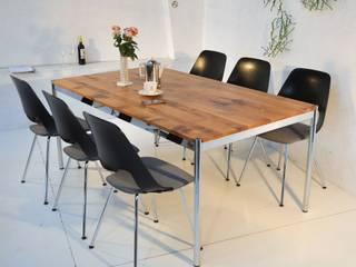 USM Haller Tisch - Eiche massiv - 175 x 100 cm:   von noto 2nd Hand Designmöbel