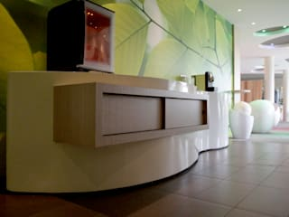 All Seasons Hotel (Ibis Style) Troyes - França od THAT PLACE - Zoom Way Lda. Nowoczesny
