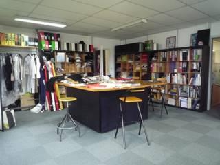 Rénovation bureaux créatrice réHome