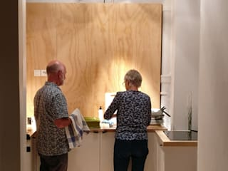 Modern Kitchen by studioMERZ Modern