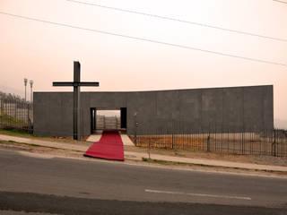 von m2 estudio arquitectos - Santiago Minimalistisch