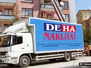 Ankara Deha Evden Eve Nakliyat Escadas