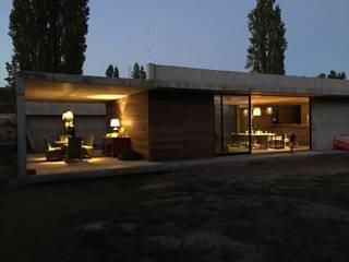 Casa Z de Gustavo Avila, arquitecto Moderno