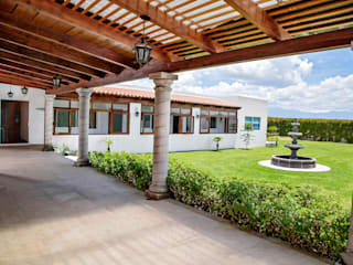 Casa de Campo Tonantzintla Jardines coloniales de RIAN INMOBILIARIA SA DE CV Colonial