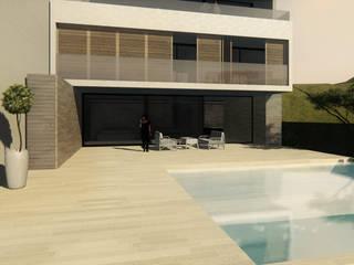 Casa O de Gustavo Avila, arquitecto Moderno