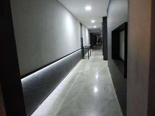 Hotel Minimalis Oleh COMERCIALIZADORA BIOILUMINACIÓN SA DE CV Minimalis