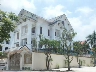 Biệt thự tân cổ điển bởi Công ty thiết kế biệt thự đẹp