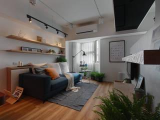 邁向建築 御見設計企業有限公司 客廳