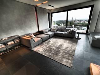 Offener Wohnbereich:  Wohnzimmer von Bolz Licht & Wohnen