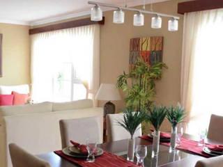 Iluminacion de hogares:  de estilo  de Cenflor Iluminacion Lamparas Valencia Leds