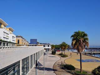 Plano de pormenor Expo 98 por Nuno Ladeiro, Arquitetura e Design Moderno