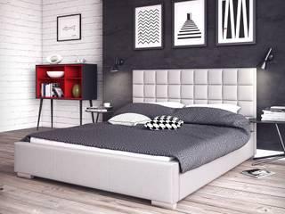 SENPO СпальняЛіжка та спинки