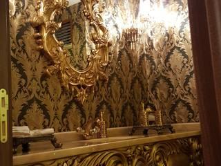 Mimar Melike Topal  – lavabo mobilyası:  tarz