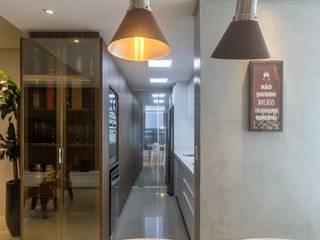 ZAAV Arquitetura Corridor, hallway & stairsAccessories & decoration