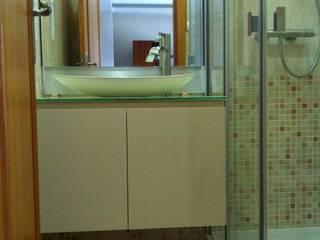 REMODELAÇÃO PARCIAL DE WC por CRISTINA AFONSO, Design de Interiores, uNIP. Lda