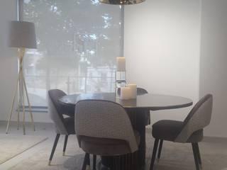 AMBIENTES MODERNOS, SÓBRIOS E CONFORTÁVEIS por CRISTINA AFONSO, Design de Interiores, uNIP. Lda Moderno
