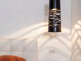 Phòng ngủ phong cách hiện đại bởi Daniel Cota Arquitectura | Despacho de arquitectos | Cancún Hiện đại Gạch