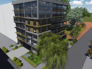 Casas de estilo minimalista de Corte Verde SAS Minimalista
