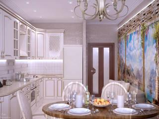 Klassische Küchen von Студия интерьерного дизайна happy.design Klassisch
