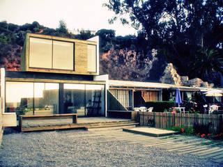 Einfamilienhaus von m2 estudio arquitectos - Santiago, Modern Ziegel