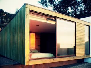 Casa Pazols Casas estilo moderno: ideas, arquitectura e imágenes de m2 estudio arquitectos - Santiago Moderno