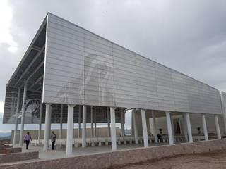 Dintel arquitectura y construcción Stairs Aluminium/Zinc Metallic/Silver