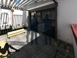 Concurso Ondas Modeladoras 07: Casas multifamiliares de estilo  por Arquitecto Alberto
