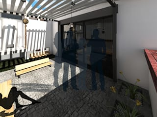 Concurso Ondas Modeladoras 07 de Arquitecto Alberto Minimalista