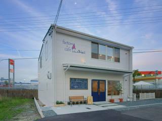 Mediterranean style house by 一級建築士事務所 (有)BOFアーキテクツ Mediterranean
