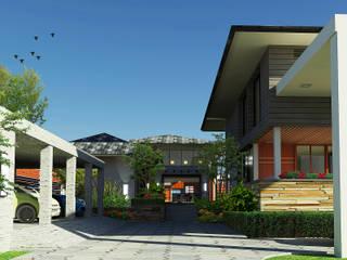 K'Aphinya House Pilaster Studio Design