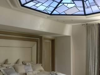 """Plafond """"sous les étoiles"""" / ON-ME Light Chambre minimaliste par ON-ME Minimaliste"""