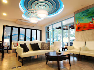 Apo Hotel & Coffee House Pilaster Studio Design