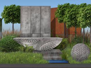 """Мебель из бетона. Коллекция """"Бор"""" от Архитектурно-производственная группа ИОЛЛА Рустикальный"""