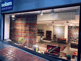 Selam Carpet & Home – Selam Carpet & Home Showroom Fotoğrafı: modern tarz , Modern